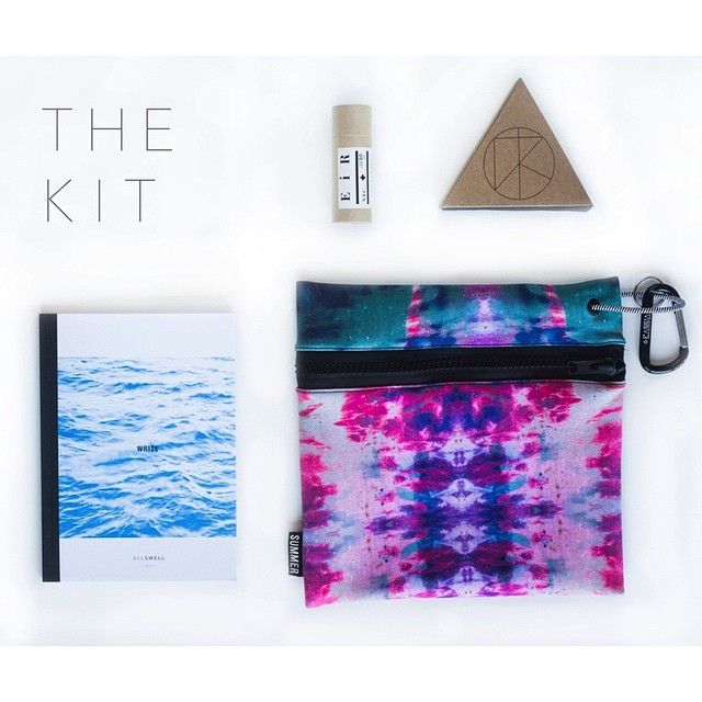 We like making stuff. And making cool stuff with our friends is even better. Pleased to introduce you to #TheKit, AllSwell's latest collab with some of our favorite mermaids @kassiasurf @summerbummer_ca @eirnyc, celebrating creativity in and out of the...