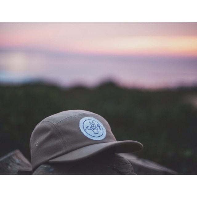 """When we heal the Earth, we heal ourselves."" -David Orr •• New 5 panel eco camper hats available in our online shop. Made by hand in California from a heavy weight organic cotton. Front of the cap features our Unity logo patch, hand screen printed with..."