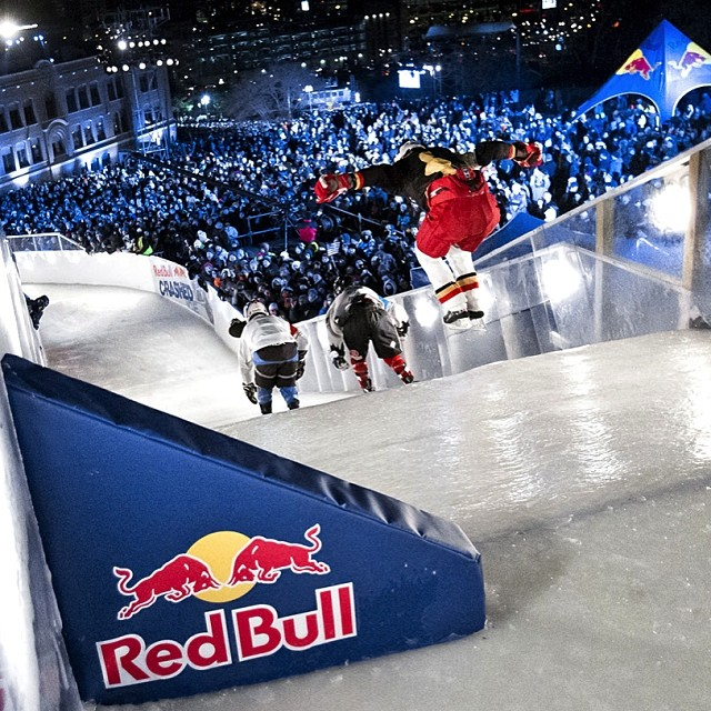 Now or never. Today is your final day to register to fly! #CrashedIce www.redbullcrashedice.com