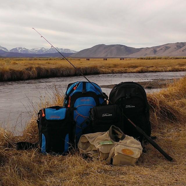 Where's your next adventure? #adventure #getoutdoors #fishing #rivers #mammothlakes #thetahoe #thecascade #graniterocx