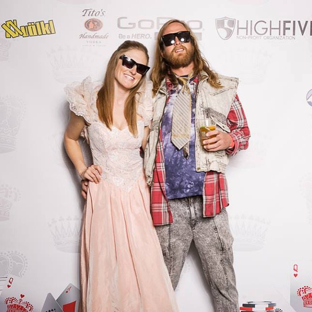 Thank you all for the best and most positive #SquawProm in the 11 years! Photo booth pics are up on Facebook along with the 11th Annual Squaw Prom video.