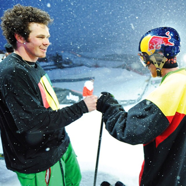 Today we are celebrating & remembering one of the most influential skiers of freeskiing, #CRJohnson #WeMissYou