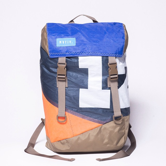 Getting room for new sails!  30% off in all backpacks in-store and online at www.mafiabags.com