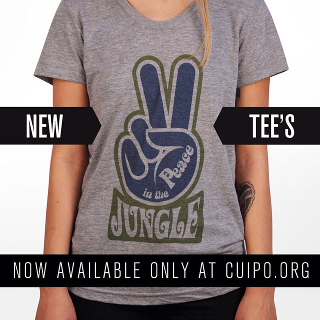 New #Cuipo designs for men and women just hit the site! Hurry and grab your favorites to #SaveRainforest in style