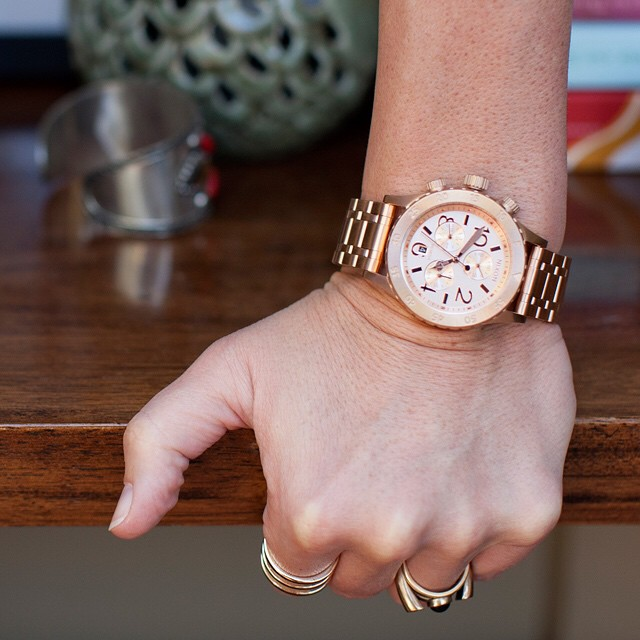Modern musing.  The 38-20 Chrono in Rose Gold, now available from Nixon.  Shop this watch now using the direct link in our bio: @nixon_now. #3820chrono #nixon