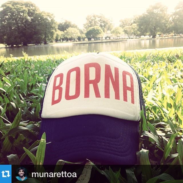 #Repost @munarettoa with @repostapp.・・・Descanso con @somosborna