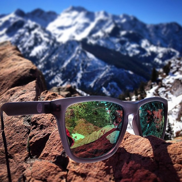 Lime Headlands hanging high up in the Utah hills. Thanks for sharing @sananddiz!  Tag #sunskis for a chance to have your photo shared with our wonderful followers.  We're so thankful to have such a great community sharing their stories with us, and...