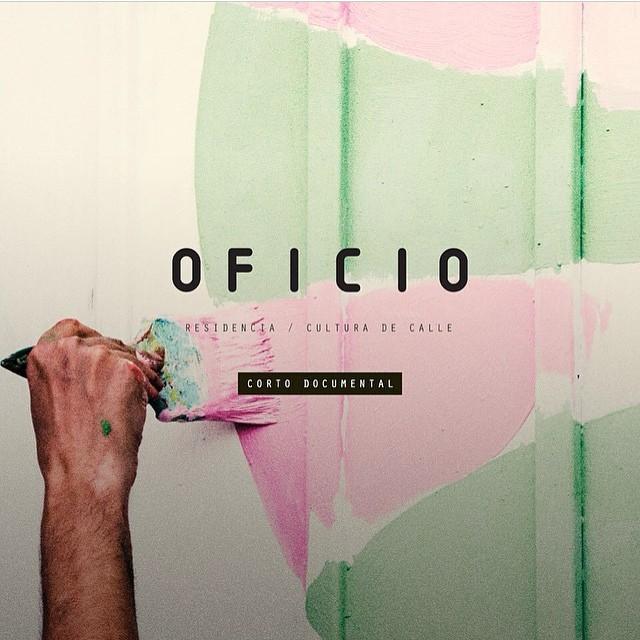 Mañana vamos a estar en Córdoba para la avant premiere del corto-documental de OFICIO Residencia/Cultura de calle, realizado por los capos de @kosovogallery