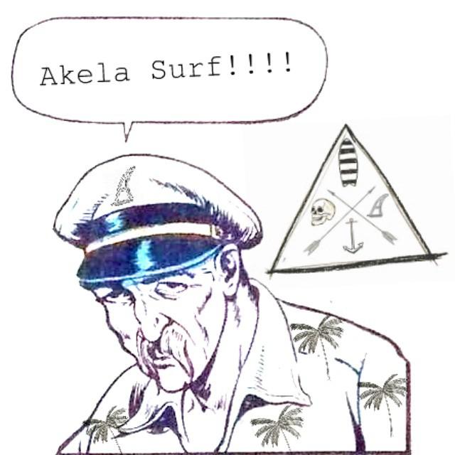 #AkelaSurf