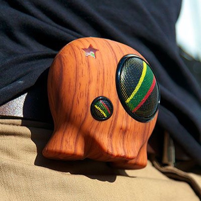 The Original Woodgrain #oldschool #BB2 #tbt #rasta #skullyboom #throwback