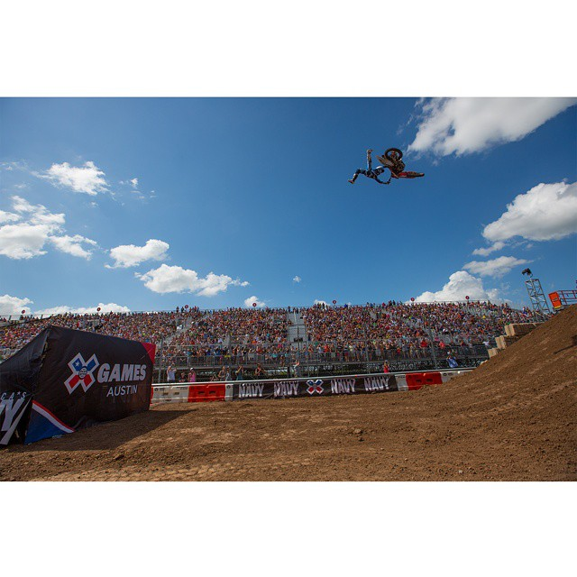 #XGames Austin is 98 days away! (