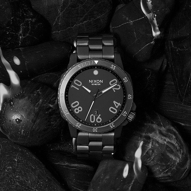 Lead the charge.  Introducing The Ranger SS in Gunmetal, now available from Nixon.  Shop this watch with free shipping both ways by using the direct link in our bio: @nixon_now. #therangerss #nixon