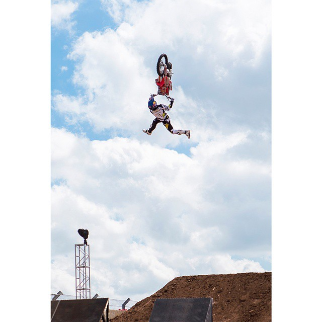 #XGames Moto X Best Trick bronze medalist @sheenyfmx turned 29 years old today. (