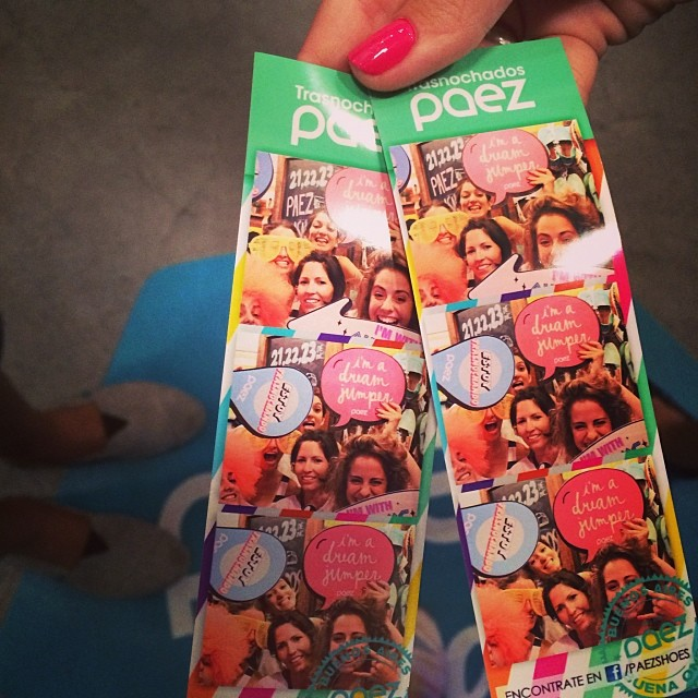 #trasnochados #paezshoes #paezregalabuenaonda #buenosaires #deliveringbuenaonda #aloha2014