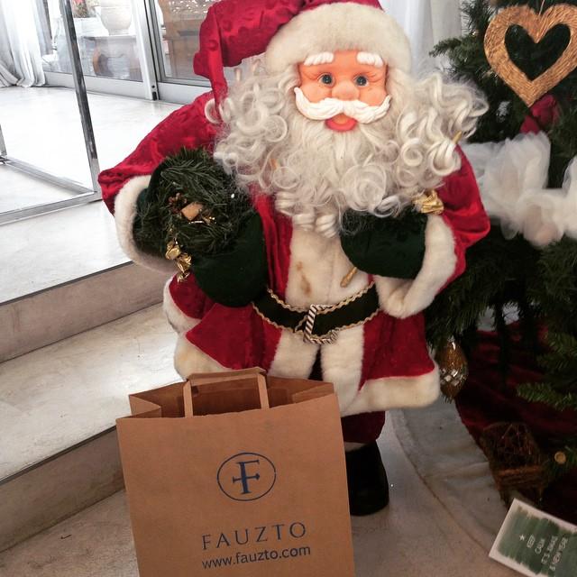 Felices Fiestas #Fauzto