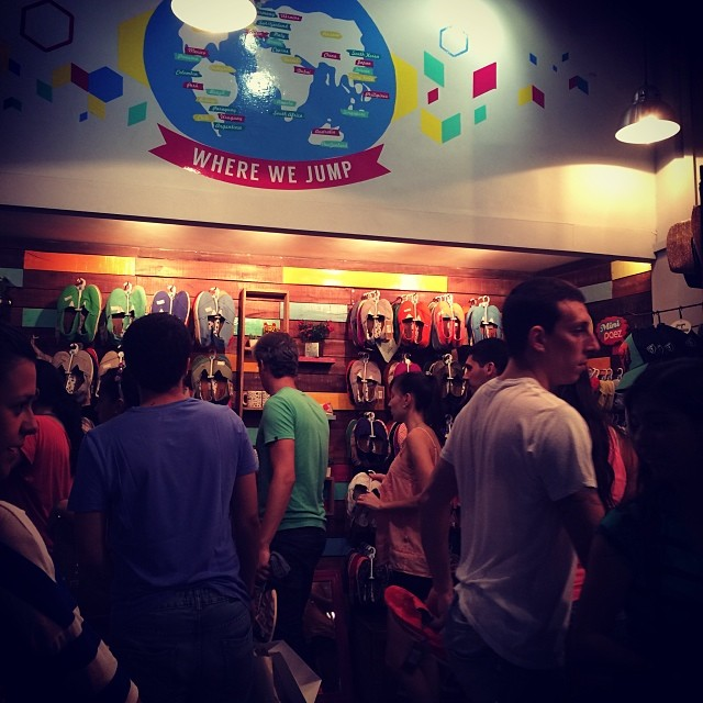 #trasnochados #2x1 #buenosaires  #aloha2014 #paezshoes #deliveringbuenaonda