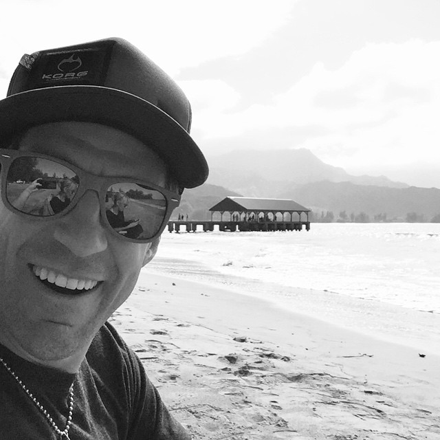 Wow - my heart is overflowing with #gratitude: I am sitting on the sand in one of my favorite places on the globe, listening to fourhourworkweek.com performance optimization JEDI @timferriss interviewing music legend and dear friend @theglitchmob's...