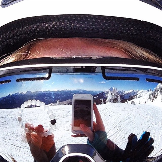 Last ski trip of the season #livelokai  Thanks @madimurray