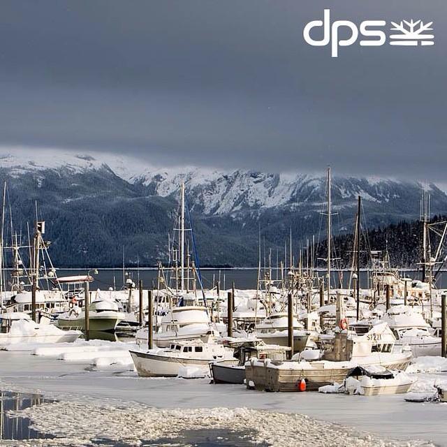 DPS' springtime home: Haines, AK. Photo: @oskar_enander. #dpsskis #dpsroots