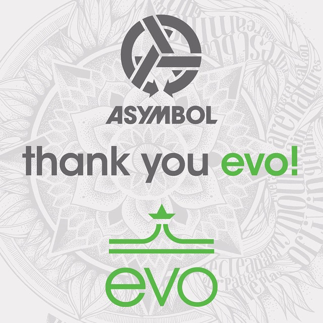 From start to finish the entire staff of @evo has facilitated one of the most memorable and full on art exhibits we could dream of.  A most hearty thank you to all of you guys!  Consider the bar set.  @cshalbot @evo @evoseattle @evoportland #wanderingeyes