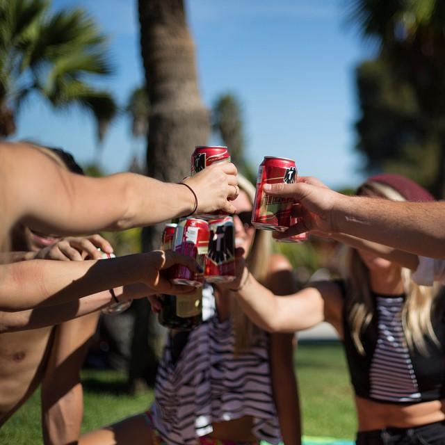 Eyyyooo it's the weekend yall. Treat yoself. #sanfrancisco #kindafancy #surfbikini