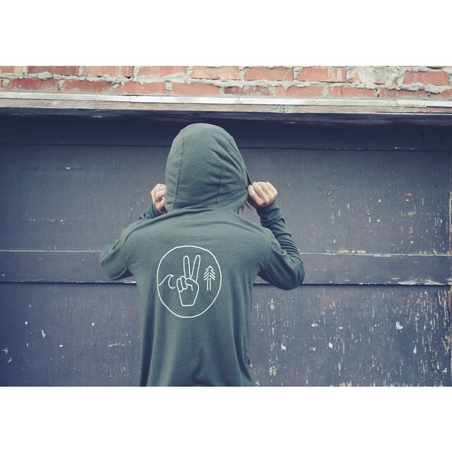 "For all of our Tribe Journeymen and Journeywomen battling this super cold winter.  We've got a few of our Unity light weight hoodies left, and they're 40% off with checkout code ""STAYWARM"" ⛄️❄️•• Soft and comfy, perfect for the base layer under your..."