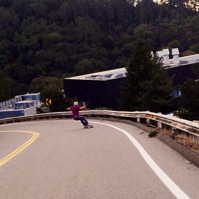 @liam_lbdr cruises a hometown run while back for the holidays. photo: @tomio93