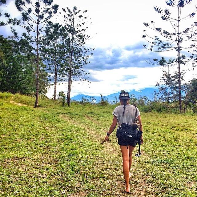 Walking a path less traveled w/ @ninjadin