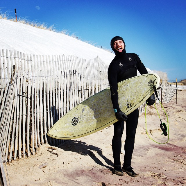 35 degree water, @liam_duppy in the Tumo Hooded 5/4 #ckth #lovematuse