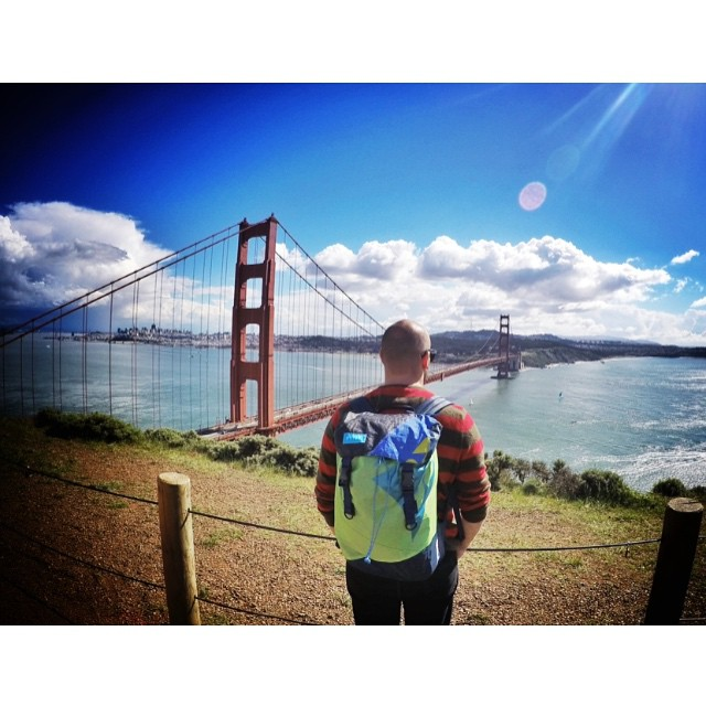 This is #SF // @gonzapaa