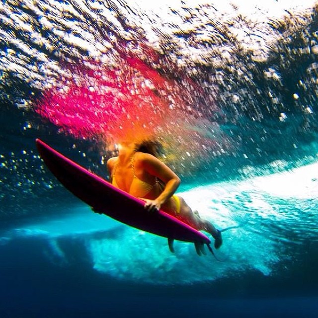 @alisonsadventures always glowing. Taken on a @GOPRO h3. #sarahleephoto