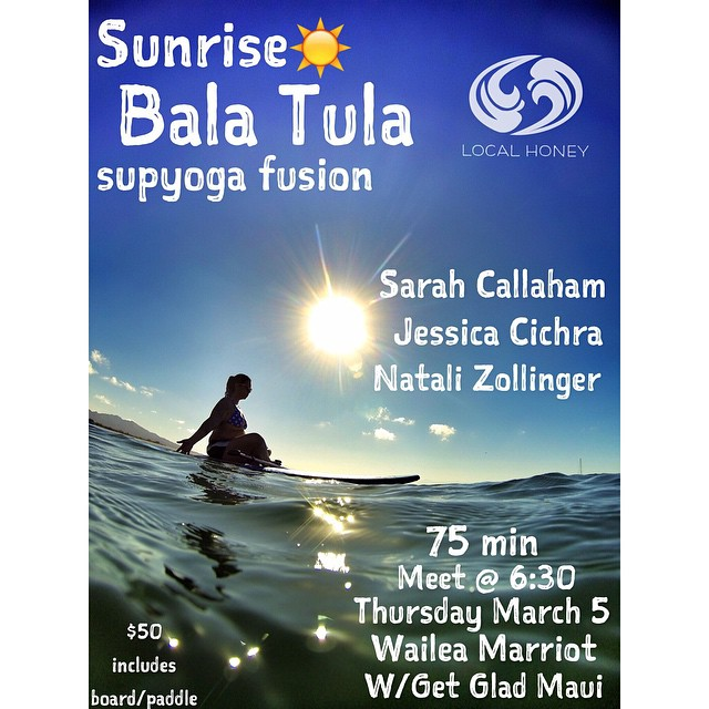 Bala Tula means Balance & Strength in sanskrit - try this unique SUP Yoga Fusion practice led by @localhoneydesigns ambassadors @waveofwellness , @sehsa & featuring live on-water music by @nautilussup