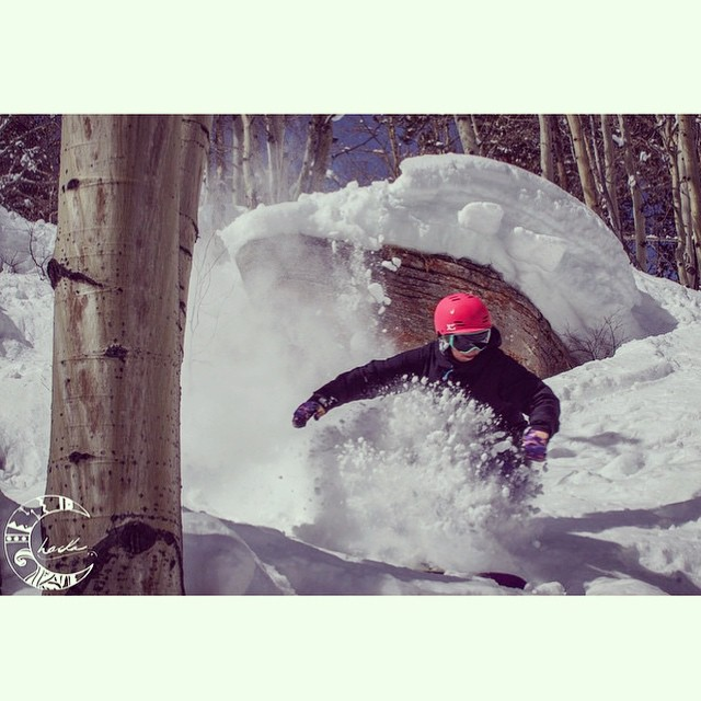 Gorgeous shot by @chackaphotography at #Vail Ski Resort! Don't we all need more #pow today? #snow #ski #photography  #forgirlswhoshred #xshelmets #skatebikeboardski