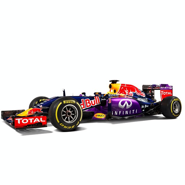 Now available in colour. #RB11 #BackInColour @redbullracing