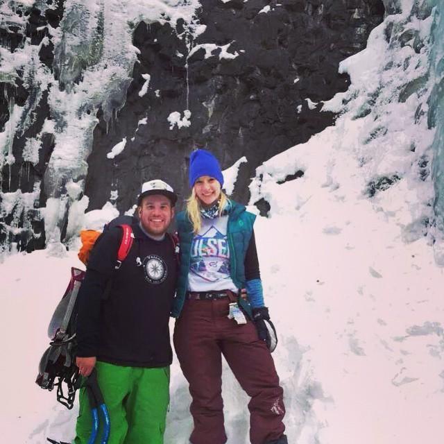 #dynamicduo #iceclimbing #JustSendIt #montucky @valleybikeandskiwerks @3trackliving @hollymkey @zayjmad191 #halite #montana #ice #climbing #montanalife #montanalife