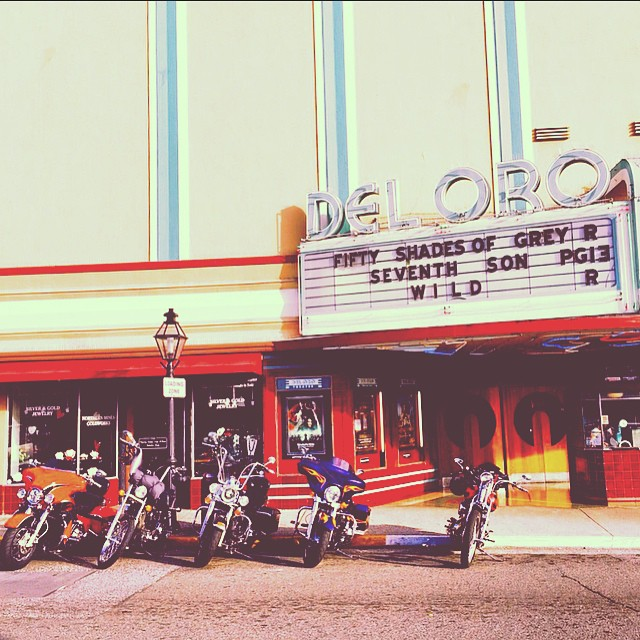 Moto Monday - Classic Cali Cruisers are always a hit at the box office. #soleswithsoul #grassvalley #norcal #MotorbikeMonday #motomonday