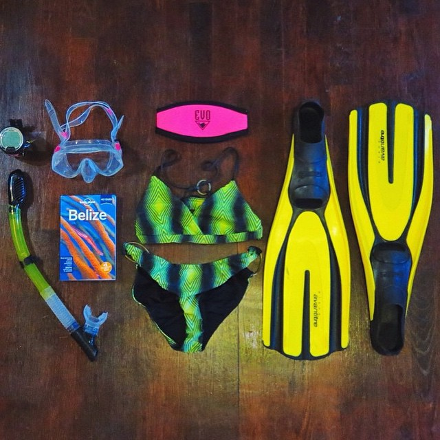 How do you #getoutthere ? Brand Ambasaador @theviewfrom6ft packing for her trip to #Belize !! Ring Back top and Ring Bottom in Palmas.  #miola #miolainthewild #muse #getoutthere #instagood #photooftheday #bikini #beachbabe #wanderlust #scuba #padi #travel