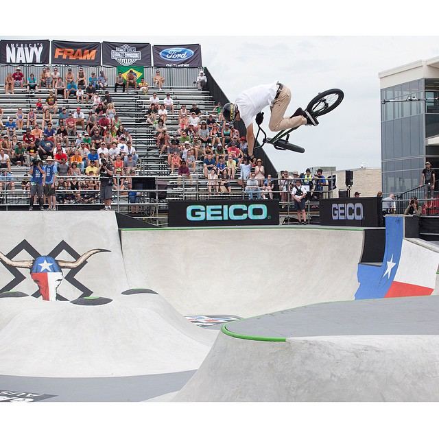 Happy Texas Independence Day, y'all!  #XGames Austin is only 94 days away. (