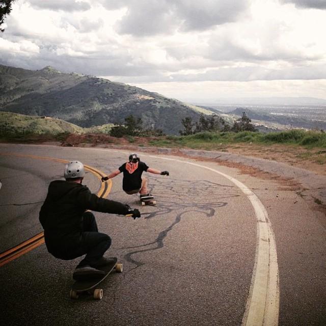 #baddecisionalex and @bdesnyder Regram @valhallaskateboards #valhallaskateboards #s1helmets #liferhelmet