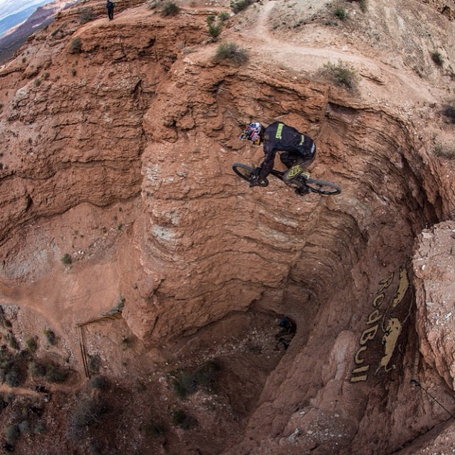Where's the landing again? #Rampage