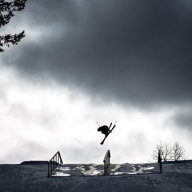 Four-time #XGames competitor @abmskier turned 21 years old today. (