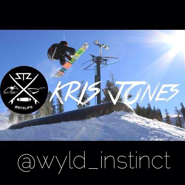 Go follow @wyld_instinct  and check out the interview of team rider @jonsin4shred ... Be sure to like the pic, and video on insta and fb for a chance to win some STZ. Gear! #stzlife #stzfam #wyld #snowboarding #tahoe #nc #boone #shrednc #happyshredding