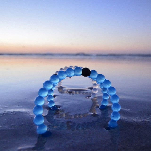 Into the blue #livelokai  Thanks @craighowes