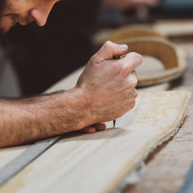 We have spent a lot of hours in the wood-shop lately. Can't wait to show you guys what we're working on! #naturallogskateboards #handcrafted #bamboo #cruiser #skateboards #longboards from #California