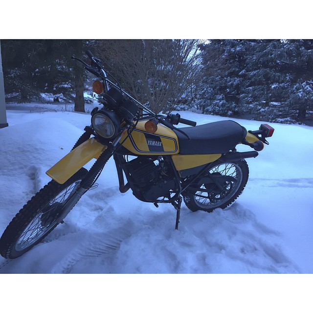 Who wants to win a motorcycle this weekend? All you have to do is enter our Midwest Mogul Mash competition at Wilmot Mtn. and you'll be entered to win this Grand Prize regardless of your results. She's street legal and purrs like a kitten. You know you...