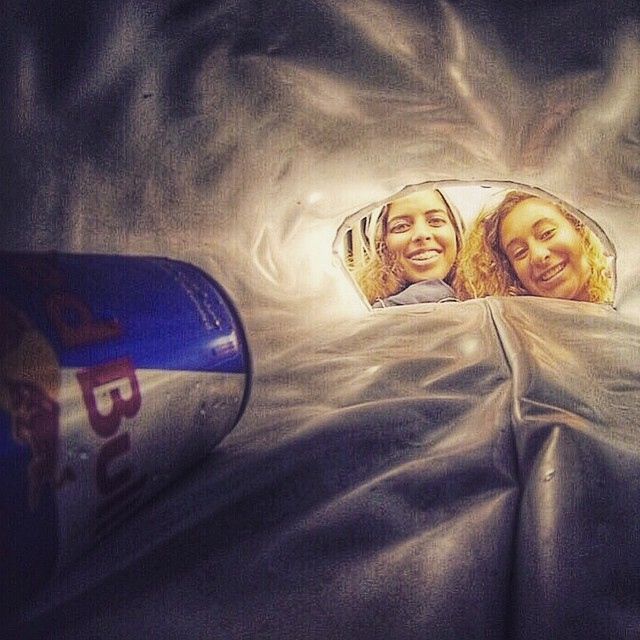 This one's in the bag. #givesyouwings.