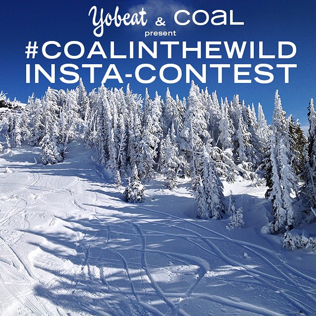 Want to win one of 3 Coal prize packs? Post a NEW photo of yourself in the wilderness/getting wild outside with #coalinthewild. Contestants must be following @yobeat and @coalheadwear. May the best man/woman/