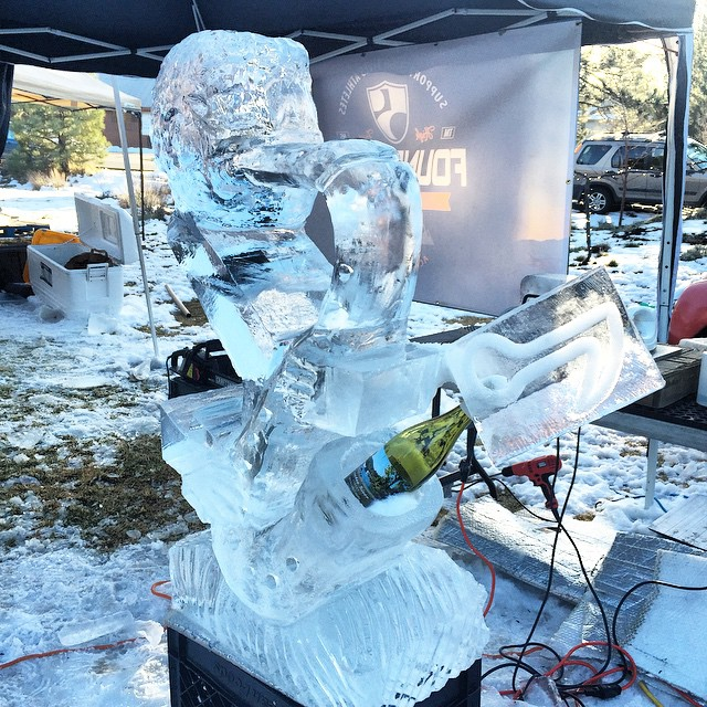 Thank you for a great Wine n Ice!! #SnowFest