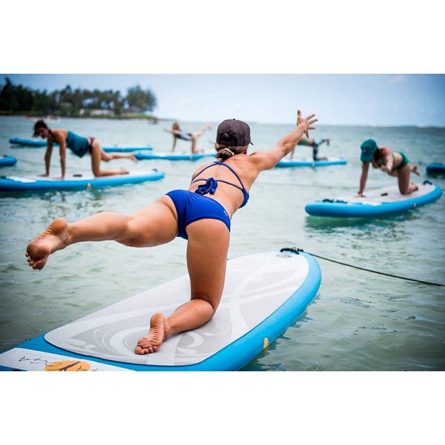 Sadly this is not the weather for tomorrow's supyoga class. With the combo of rain, brackish water, and potential flash flooding, we've decided to cancel the Bala Tula SUPyoga Fusion class tomorrow at the Wailea Marriott, with @sehsa, @waveofwellness,...