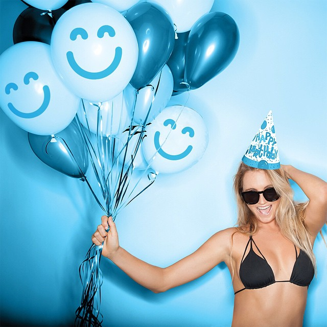 Happy Birthday to the Garden Isle's Queen of Smiles, @alanarblanchard!